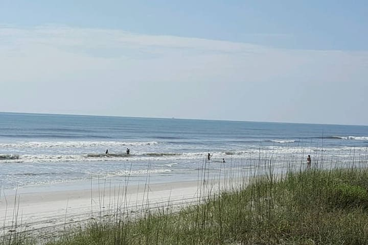 3 story w/private room @ Ocean w/2nd bed option - Jacksonville Beach - Otros