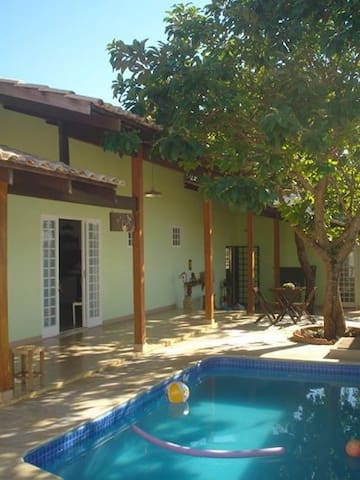 Dona Esmeralda - Pirenopolis - Casa