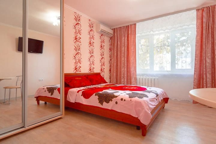 1091 Красивая квартира в Лузановке - Odessa - Wohnung