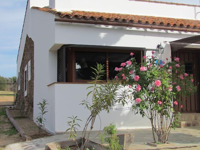 Finca Valle Corchoso - Cala - Dům