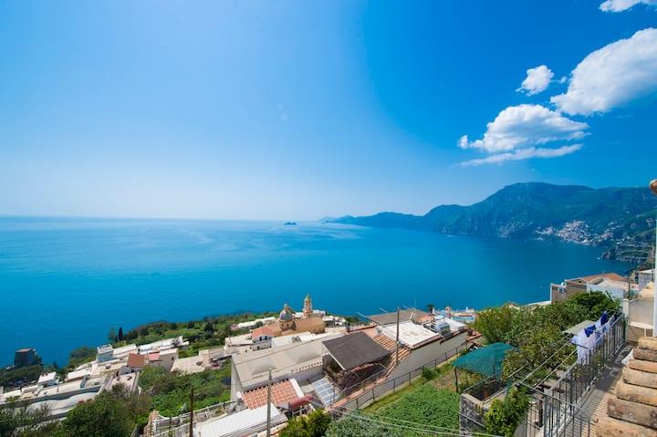 Skyline - Sosòre - Amalfi Coast
