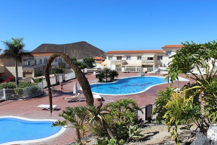 Chayofa, relax & sole in Tenerife Sud