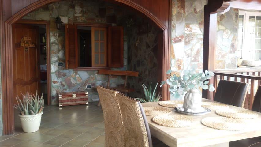 Habitación doble con baño privado - San Miguel - Huis