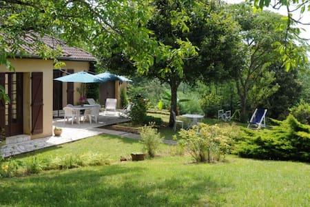 Maison sur vaste terrain, Sarlat - Proissans - Dom