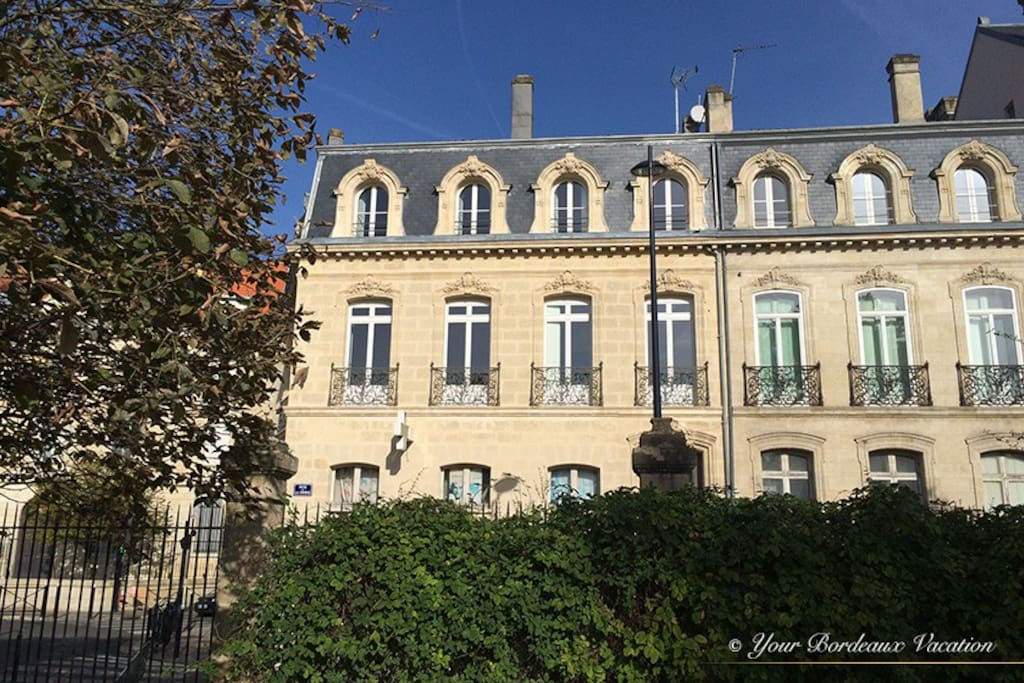 Jardin public splendid contemporary three bedroom - Location appartement bordeaux jardin public ...