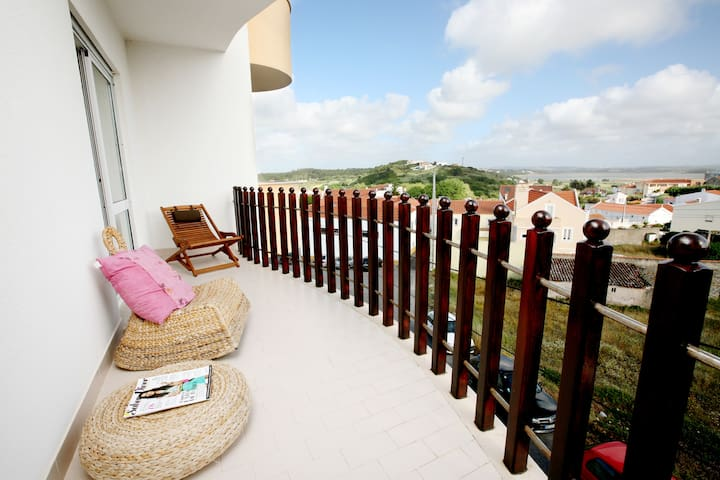 Great Apartment in Foz do Arelho - Caldas da Rainha - Apartemen