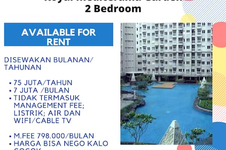 Be Our Guest @2BR Royal Medit Apt across CP mall
