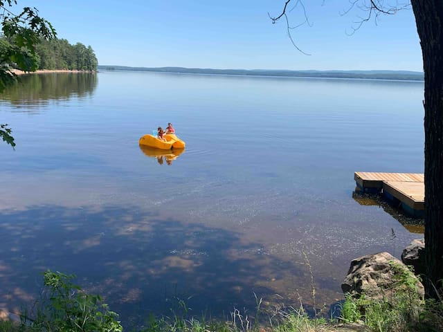 Paradise on Golden Lake!