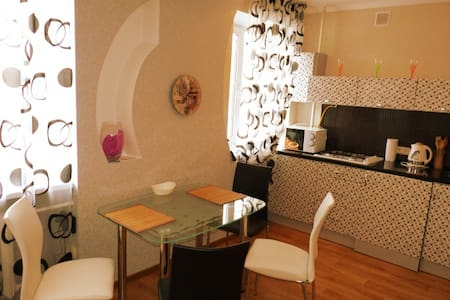 big cosy apartment in the center - Cherkassy - อพาร์ทเมนท์