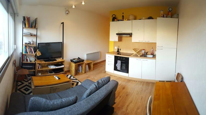 2 pièces tout confort - Albi - Lägenhet
