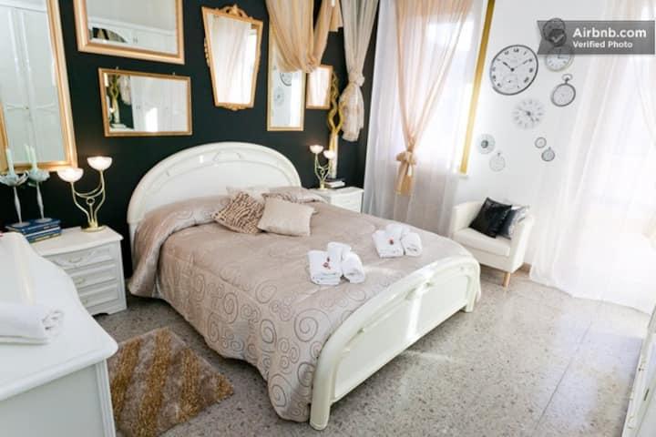 Room in lovely b&b Verona
