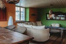 Wohnung mitten im schönen Sursee bis 8 Personen