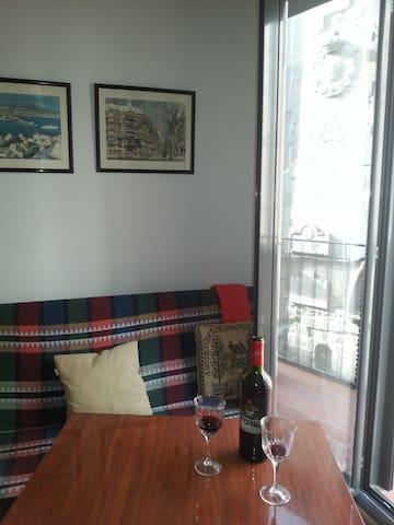 Vive en la Villa Medieval Cervera - Cervera - Apartment