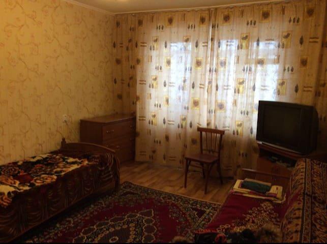 Квартира с мебелью