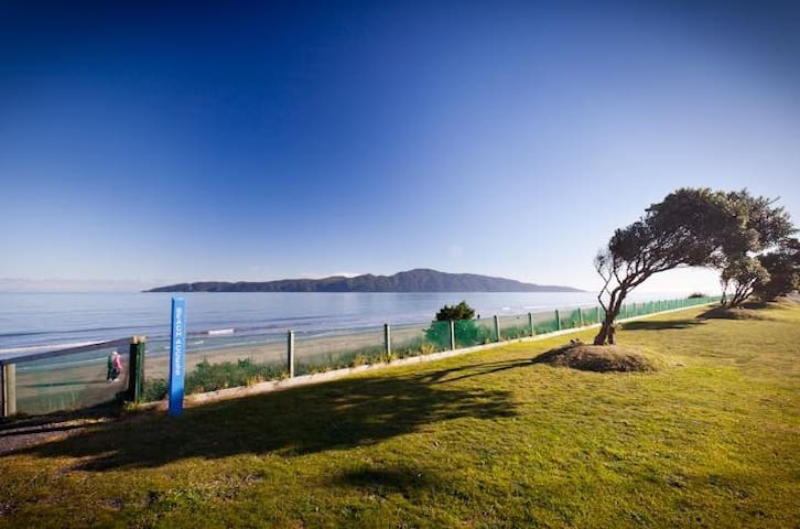 Paraparaumu Beach Relax and Unwind - Paraparaumu - Apartment