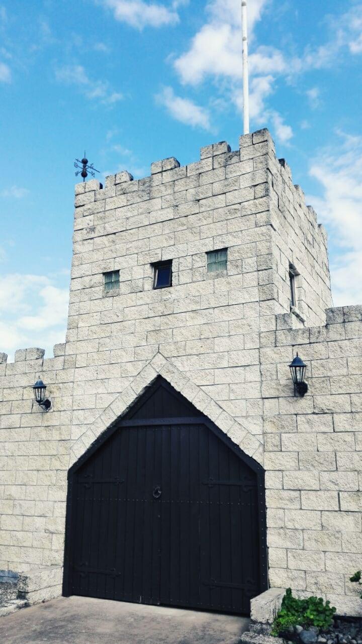 Unique castle in auckland