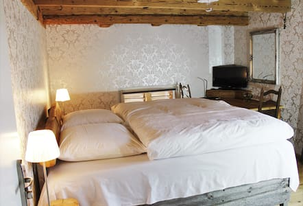 Premium bnb, luxus Boxspring Bett w - Russikon - Bed & Breakfast