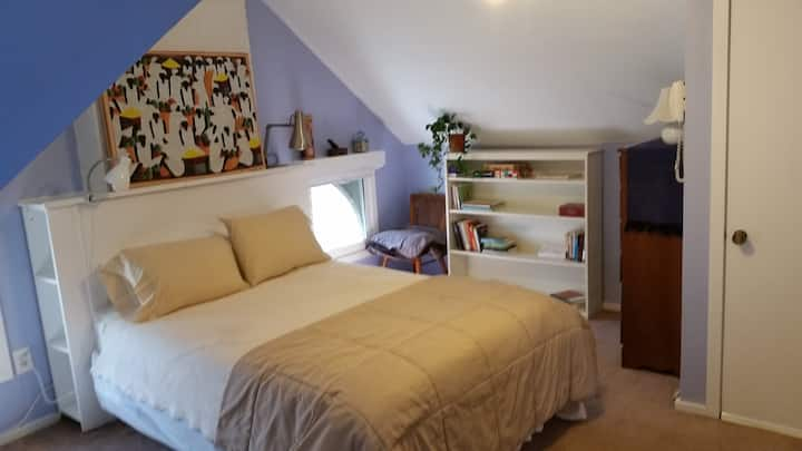 Westville 3rd floor Oasis, Bedroom 1