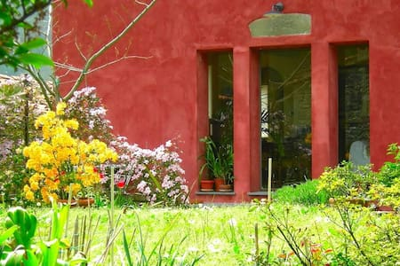 Casa Rossa, Peaceful House near Lucca - Pescaglia