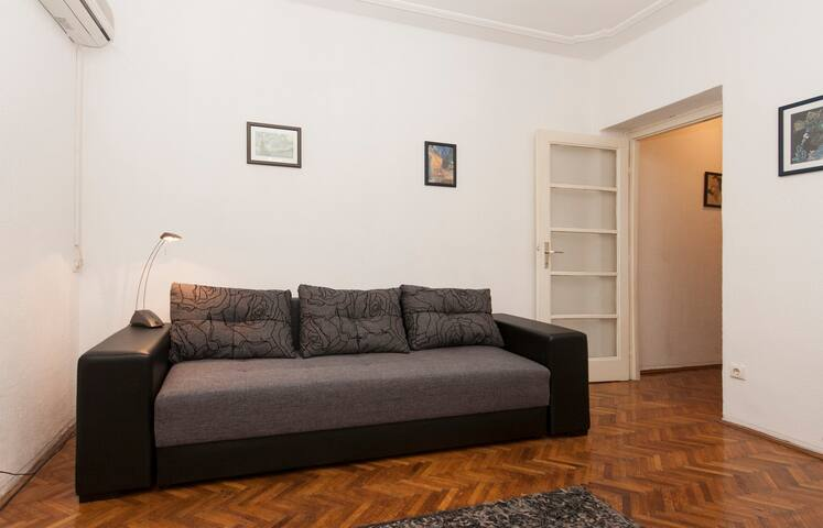 VUK CENTER, FREE pick up 6pm- - Belgrade - Apartment