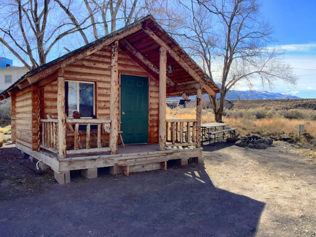 Grow Cabin at Mystic Hot Springs