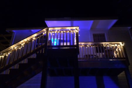 Downtown WaterView / BlueMoon Loft - Apalachicola - Rumah
