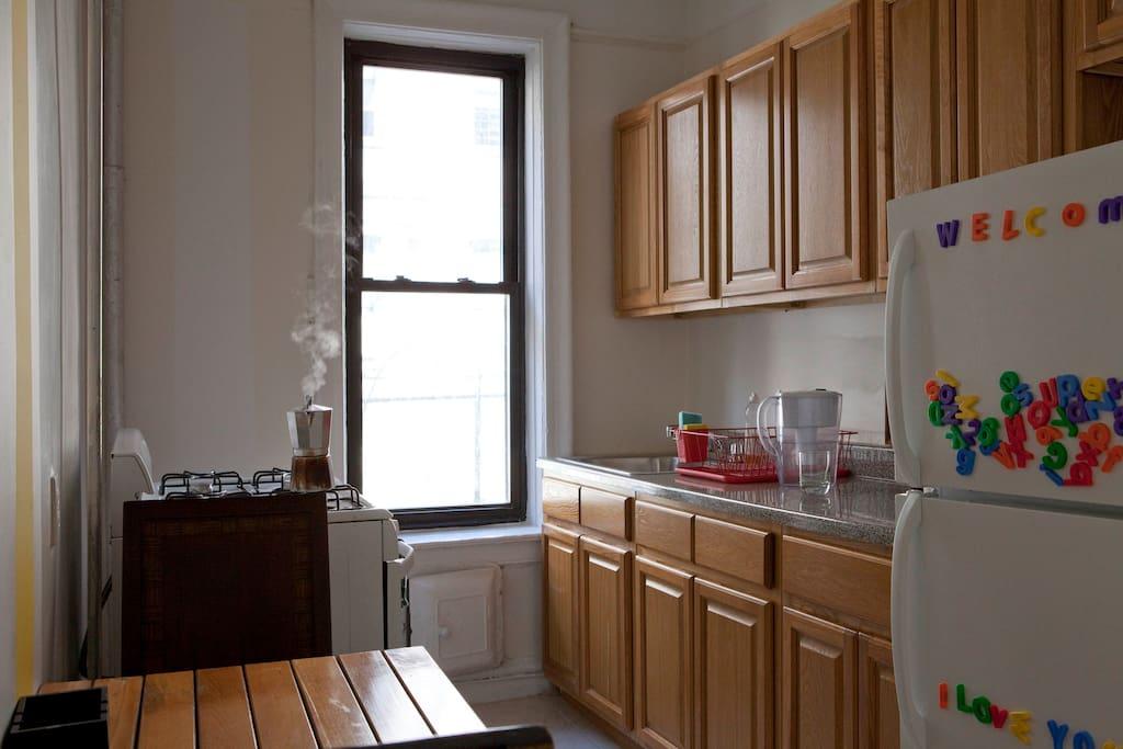 Kitchen - Küche - Cocina - Cucina - Cuisine