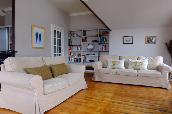 Apartment with Loch View - sleeps 4 - Inveraray - อพาร์ทเมนท์