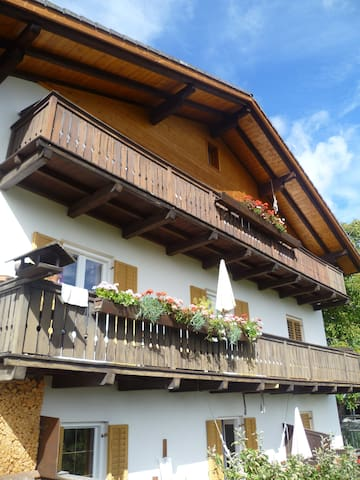 Family-friendly, mountain view, RittenCard member - Oberbozen - Wohnung