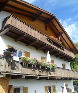 Family-friendly, mountain view, RittenCard member - Oberbozen - Daire