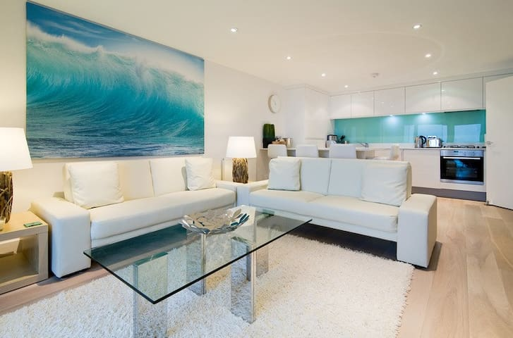 Cornish Sun and Surf in Newquay - Newquay - Apartment