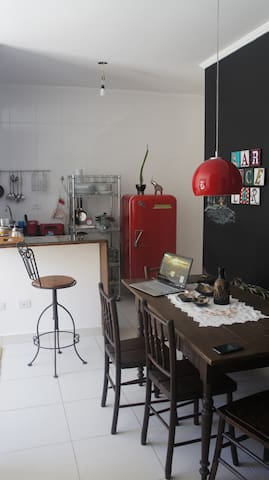 Cozy corner!!! - Ubatuba - Apartment