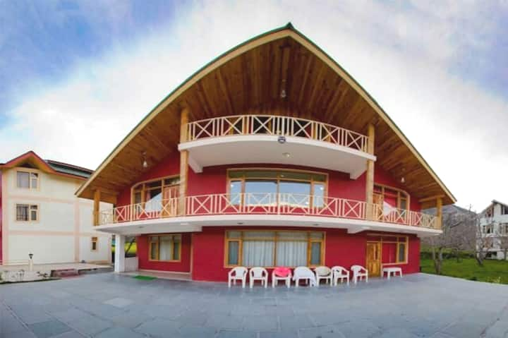 Apple Cottage Manali