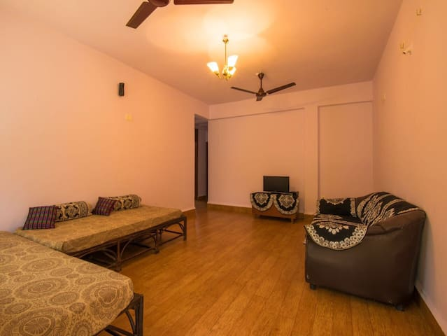 Zeya Apt, Near Titos Lane, Baga Goa - Baga - Apartment