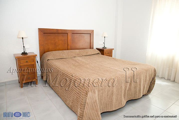 Apartamentos La Mojonera-1 Habitac. - Isla Plana - Wohnung