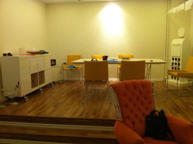 Room in the city center (Çekirge) - Bursa - Appartement