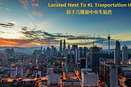 New Condo 15% off at KL Sentral - Kuala Lumpur - Appartement en résidence