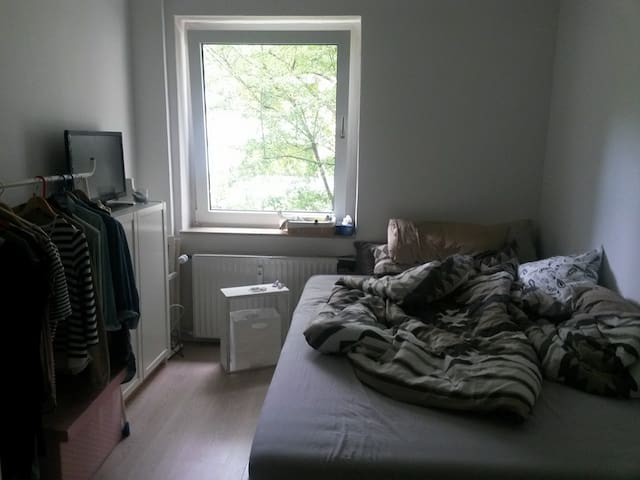 small, modern & comfy Appartement