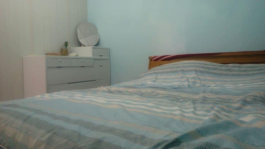 獨棟2間房設計,居家溫馨,含浴室,客廳,廚房 - Liuqiu Township - House