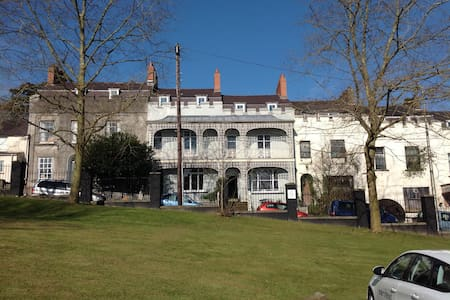 Spring Gardens, Haverfordwest - Haverfordwest