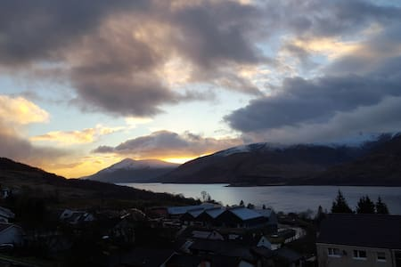 Stunning Views - Lovely Apartment - Fort William - Apartament
