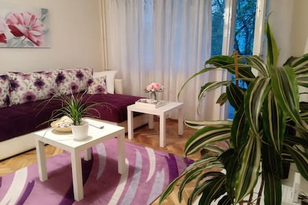 Lola, calm & spacious, 10 min from city center