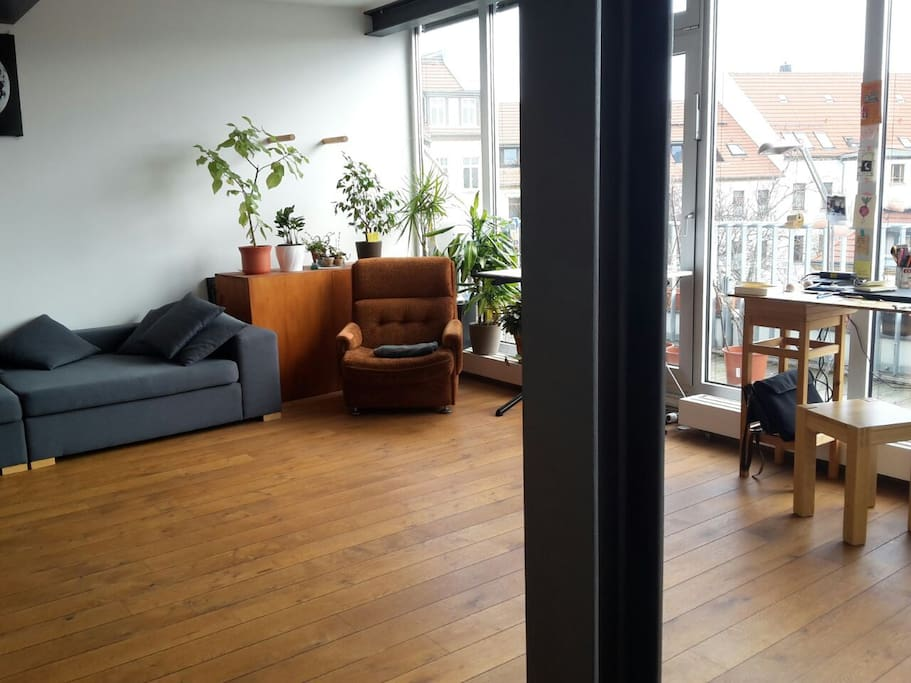 Wohnzimmer - Sofa & Sessel