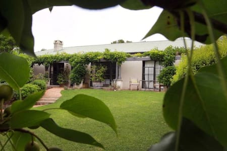 Bright, Warm Surrounded by Gardens - Robertson