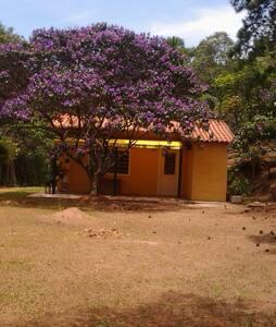Chácara 3000m², c/ charnoso loft  - Sorocaba - Cottage