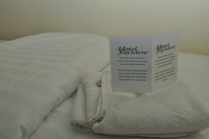 Clean & Comfortable Double Room - Díli - Bed & Breakfast