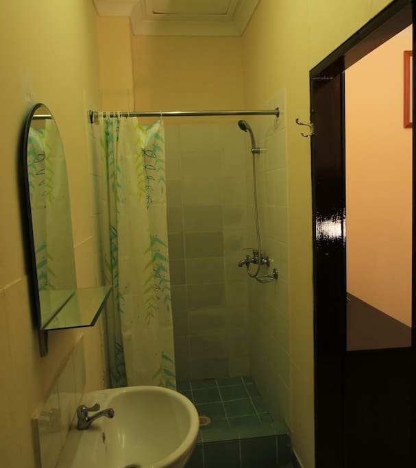 On-suite bathroom with toilet
