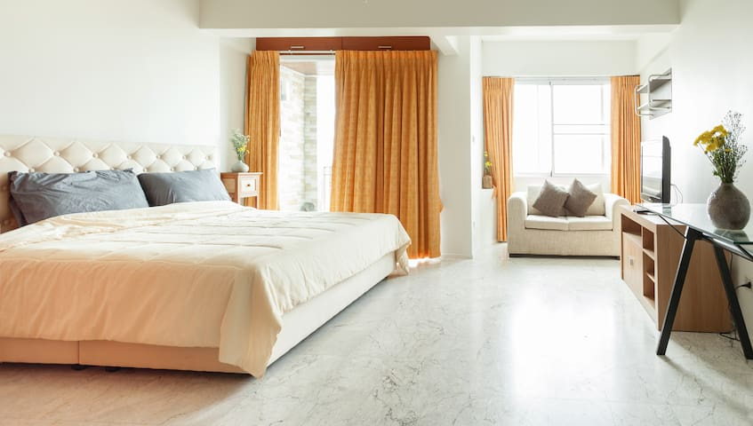 Great studio that feels like home - Mueang Chiang Mai - Apartment