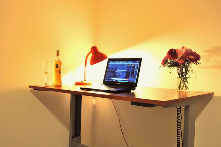 Sweet Home Office Room in the City - Ostrava