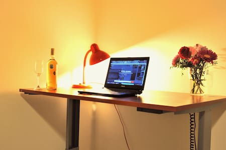 Sweet Home Office Room in the City - Ostrava - Pis